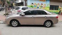 Bán Toyota Corolla altis 1.8G AT 2009, màu vàng như mới, giá tốt