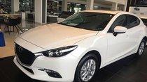 Bán xe Mazda 3 năm sản xuất 2019, màu trắng, giá chỉ 689 triệu