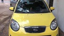 Cần bán lại xe Kia Morning SX 1.1 AT Sport đời 2011, màu vàng