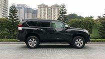 Cần bán lại xe Toyota Prado đời 2010 màu đen, giá tốt nhập khẩu