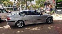 Cần bán lại xe BMW 3 Series 325i 2003, màu bạc, nhập khẩu, giá tốt