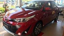 Cần bán Toyota Yaris 1.5G CVT năm 2019, màu đỏ, nhập khẩu
