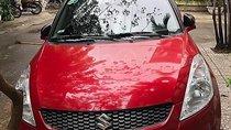 Cần bán lại xe Suzuki Swift 1.4 AT năm 2017, màu đỏ như mới