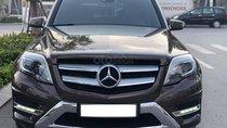 Mercedes GLK250 AMG sản xuất 2014 màu nâu, biển Hà Nội, biển đẹp, xe đăng ký tên tư nhân chính chủ
