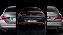 'So kè' nhanh Mercedes-Benz CLA-Class mới và cũ