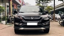 Cần bán lại xe Honda CR V 2.4 AT 2015, xe 1 chủ từ đầu, chạy 4 vạn, lốp zin theo xe