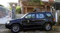 Cần bán lại xe Ford Escape 2014, màu đen, nhập khẩu nguyên chiếc, giá chỉ 249 triệu