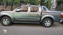 Cần bán gấp Nissan Navara MT đời 2011, xe nhập