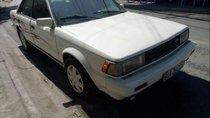 Bán xe cũ Nissan Bluebird năm sản xuất 1990, màu trắng, xe nhập