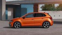 Bán Volkswagen Polo sản xuất 2018, nhập khẩu, màu cam