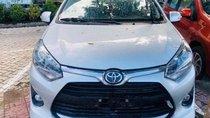 Bán xe Toyota Wigo đời 2019, màu bạc, nhập khẩu giá cạnh tranh