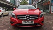 Cần bán gấp Mercedes A200 1.6 Tubor AT sản xuất năm 2013, màu đỏ
