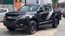 Bán ô tô Chevrolet Colorado 4x2 MT đời 2019, màu đen, xe nhập