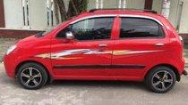Bán Chevrolet Spark Van năm sản xuất 2009, màu đỏ số sàn, giá chỉ 120 triệu