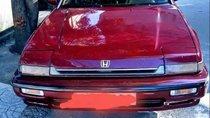 Bán Honda Accord đời 1986, màu đỏ, nhập khẩu xe gia đình