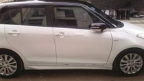Cần bán Suzuki Swift năm sản xuất 2014, màu trắng