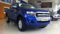 Cần bán Ford Ranger XLS MT đời 2019, màu xanh lam