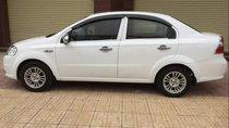 Bán Daewoo Gentra đời 2009, màu trắng, giá 189tr