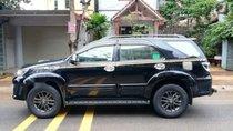 Bán ô tô Toyota Fortuner sản xuất 2015, màu đen