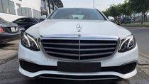 Cần bán xe cũ Mercedes E200 năm sản xuất 2018, màu trắng