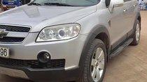 Cần bán Chevrolet Captiva đời 2009, màu bạc xe gia đình, 370tr