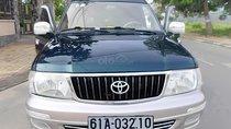 Bán Toyota Zace GL đời 2005, màu xanh lam, 310 triệu