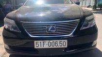Bán Lexus LS LS600HL đời 2008, màu đen, nhập khẩu còn mới