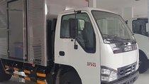 Cần bán xe Isuzu QKR 77HE4 đời 2018, màu trắng, nhập khẩu