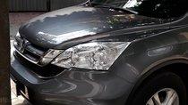 Bán xe Honda CR V 2.4 AT năm sản xuất 2011, màu xám