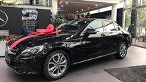Cần bán Mercedes C200 năm 2018, màu đen