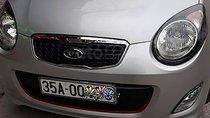Bán xe Kia Morning SX 1.1 AT Sport đời 2011, màu bạc số tự động