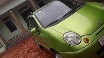 Cần bán gấp Daewoo Matiz đời 2007, màu xanh lam, giá tốt