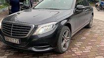 Cần bán Mercedes S400L sản xuất năm 2014, màu đen