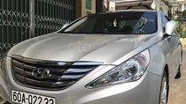 Bán Hyundai Sonata đời 2011, màu bạc, xe nhập