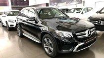 Bán xe Mercedes GLC200 đen 2018 chính hãng, trả trước 550 triệu nhận xe với gói vay ưu đãi