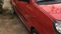 Cần bán Kia Morning EX 1.1 MT đời 2010, màu đỏ xe gia đình giá cạnh tranh