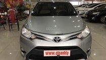 Bán ô tô Toyota Vios 2015, màu bạc, số sàn, giá chỉ 465 triệu