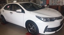 Bán xe Toyota Corolla altis 1.8G CVT sản xuất năm 2019, màu trắng