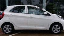 Cần bán gấp Kia Morning đời 2018, màu trắng số sàn giá cạnh tranh