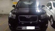 Cần bán gấp Hyundai Santa Fe đời 2011, màu đen, nhập khẩu