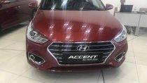 Bán Hyundai Accent 2019, màu đỏ, giá tốt