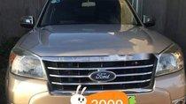 Cần bán lại xe Ford Everest đời 2009 xe gia đình, giá chỉ 475 triệu