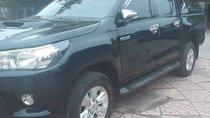 Bán Toyota Hilux đời 2016, màu đen, nhập khẩu, 545tr