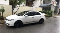Cần bán gấp Kia Forte 1.6 MT đời 2011, màu trắng, nhập khẩu