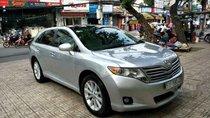 Cần bán lại xe Toyota Venza đời 2009, màu bạc, xe nhập