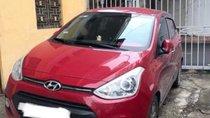 Cần bán xe Hyundai Grand i10 đời 2014, màu đỏ, xe nhập