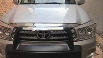 Cần bán xe Toyota Fortuner năm 2010, màu bạc