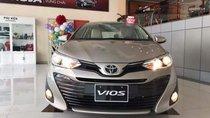 Cần bán Toyota Vios sản xuất 2019, màu đen, giá tốt
