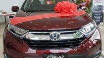 Cần bán Honda CR V 2018, màu đỏ, nhập khẩu nguyên chiếc