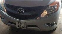 Cần bán lại xe Mazda BT 50 đời 2015, màu bạc, xe nhập
